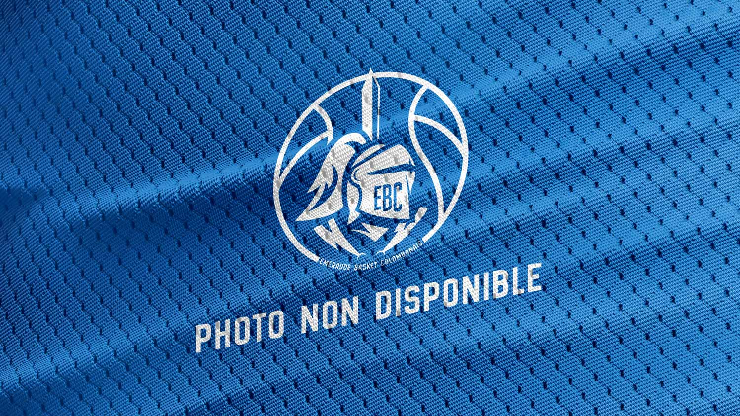 Pas de photo - Emeraude Basket Colombanais