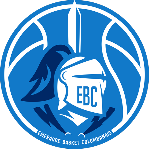 Logo Emeraude Basket Colombanais